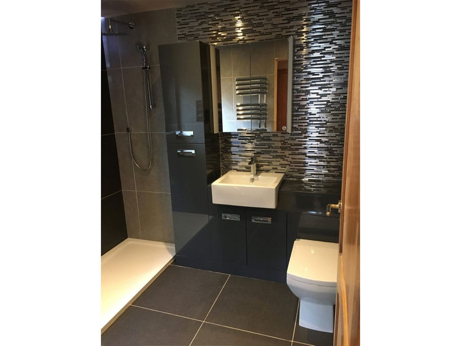 Newton Mearns fitted bathroom All