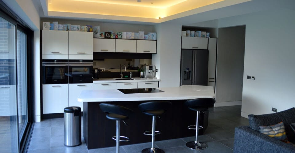 Merveilleux Glasgow Fitted Kitchens Bathrooms .