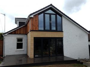 House Extension – Lawrence Avenue, Giffnock