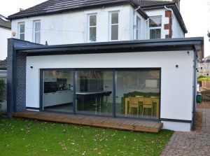 Luxury House Extension & Renovation in Giffnock
