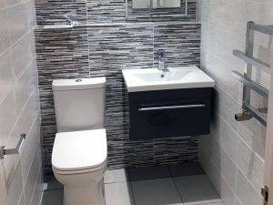 Newton Mearns fitted bathroom
